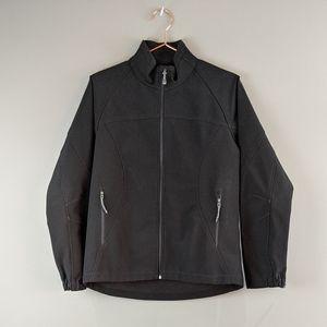 Black Diamond   Full Zip Waterproof Jacket Medium